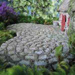 Mossy Patio Pad | Fairy Wonderland | Products | Bridges, Patios and walkways