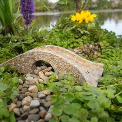 Stone Bridge| Fairy Wonderland | Products | Bridges, Patios and walkways