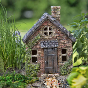 Mini Bucklin Cottage | Fairy Wonderland | Products | Fairy Houses