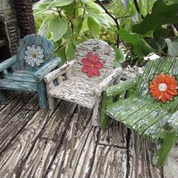 Daisy Chair | Fairy Wonderland | Products | Furniture