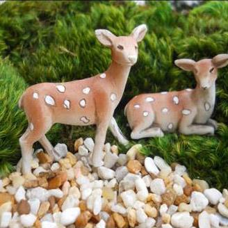 Fawns | Fairy Wonderland | Products | miniature animals