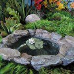 Lilly Pad Pond | Fairy Wonderland | Products | Ponds and birdbaths