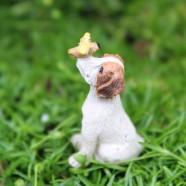 Beau the puppy | Fairy Wonderland | Products | miniature animals