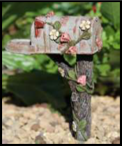 Country Mailbox | Fairy Wonderland | Products | Accessories