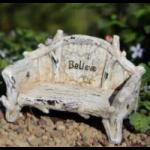 Believe Bench | Fairy Wonderland | Products | Furniture