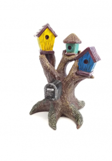 Birdhouse Mailbox