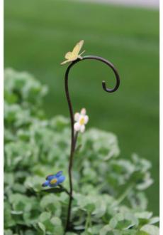 Flower Shepherd Hook