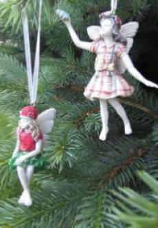 Santa's Little Ornaments