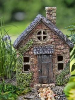 Mini Bucklin Cottage