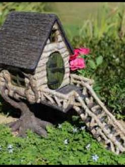 River Birch Tree House