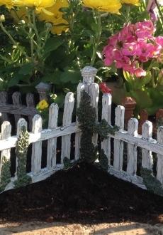 Corner Fences