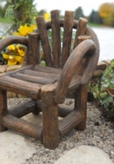 Fantail Bench