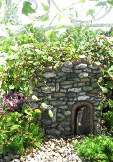 Country Stone Planter