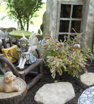 Creating Your Miniature Fairy Garden