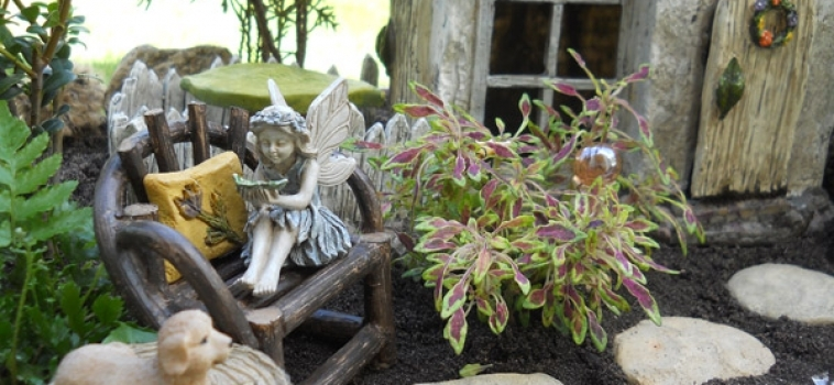 Creating Your Miniature Fairy Garden