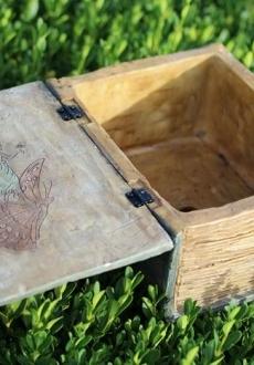 Fairy Book Planter